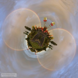 Little Planets: Doppelter Regenbogen